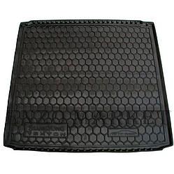 Автомобільний килимок в багажник SsangYong Rexton W 2013- (Avto-Gumm)