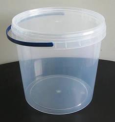 Пластиковое ведро для засолки и продуктов 3л