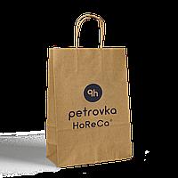 Паперові пакети з вашим логотипом