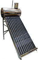 Безнапорный солнечный коллектор SolarX-SXQG-200L-20