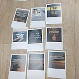 Большой набор открыток 60шт  Лучшие мотивационные открытки, фото 4