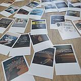 Большой набор открыток 60шт  Лучшие мотивационные открытки, фото 10