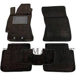 Гібридні килимки в салон Subaru Forester 3 2008-2013 (Avto-Gumm)