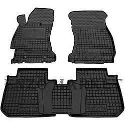 Автомобільні килимки в салон Subaru Forester 4 2013- (AVTO-Gumm)