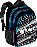Рюкзак, 42*29*15см, Спорт смужки, М, California 980431