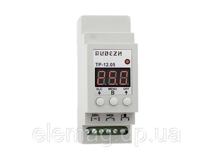 12А Терморегулятор точность 0,5°С ТР-12 Рубеж