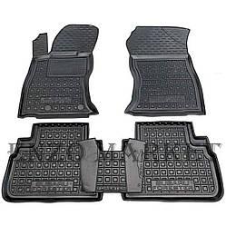 Автомобільні килимки в салон Subaru Forester 5 2019- (Avto-Gumm)