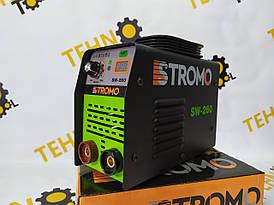 Инверторный сварочный аппарат - Stromo-SW-260