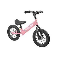 Беговел (велобіг від) Panma BT-DZ-07 Pink дитячий велосипед без педалей 30 см