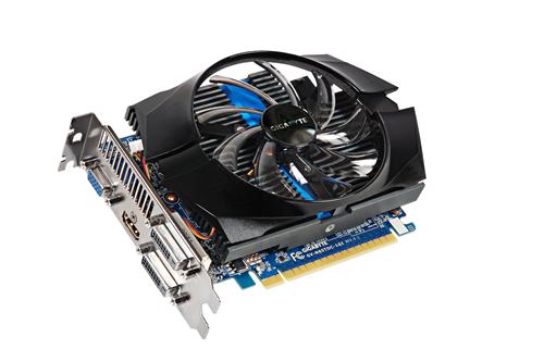 Відеокарта GIGABYTE PCI-Ex GeForce GTX 650 1024MB GDDR5 (128bit) - Б/В