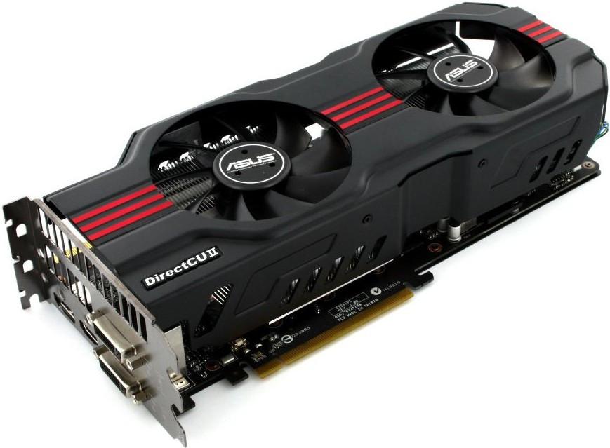Відеокарта PCI-Ex ASUS GeForce GTX 580 1536MB GDDR5 (384bit)- Б/В
