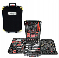 Набір інструментів gold diamond 399. Великий набір інструментів і ключів 399 1 у валізу на колесах