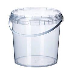 Пластиковое ведро для засолки и продуктов 15л