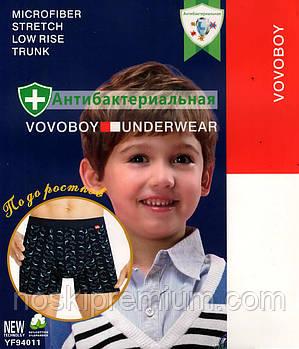Детские подросток боксёры хлопок Vovoboy, размеры 7-15 лет, 94011