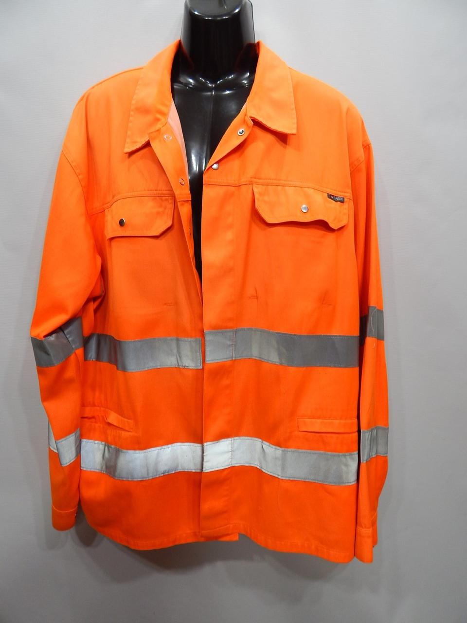 Куртка пиджак мужская рабочая демисезонная Gard р.56 033МРК