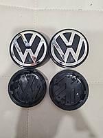 Колпачки, заглушки на диски Volkswagen VW Фольцваген 70 мм /  57 мм