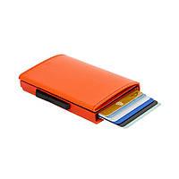 Кардхолдер OGON Cascade Slim , оранжевая, фото 1