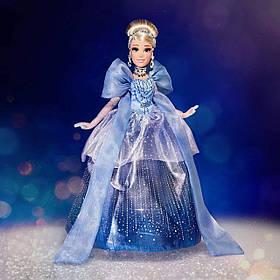 Коллекционная кукла Золушка Принцесса Дисней Disney Princess Style Series Праздничная E9043