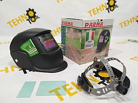 Сварочная маска хамелеон Parma (3 регулятора)