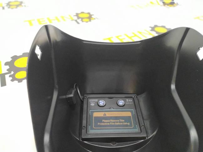 Зварювальна маска хамелеон Parma (3 регулятора), фото 3