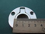 Нержавіюче відкидне кільце для рундука, кругле, фото 5