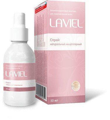 Спрей Laviel для ламінування і кератирования волосся (Лавиель)