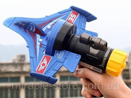 Планер катапульта Space Bus Power 3 кольори, фото 2