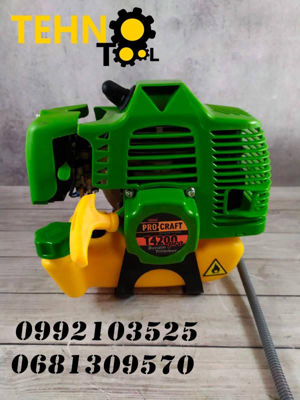 Мотокоса Procraft Т4200 PRO, фото 2