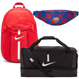 Спортивные сумки, рюкзаки, баннки
