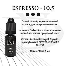 Пигмент для глаз Espresso -10.5