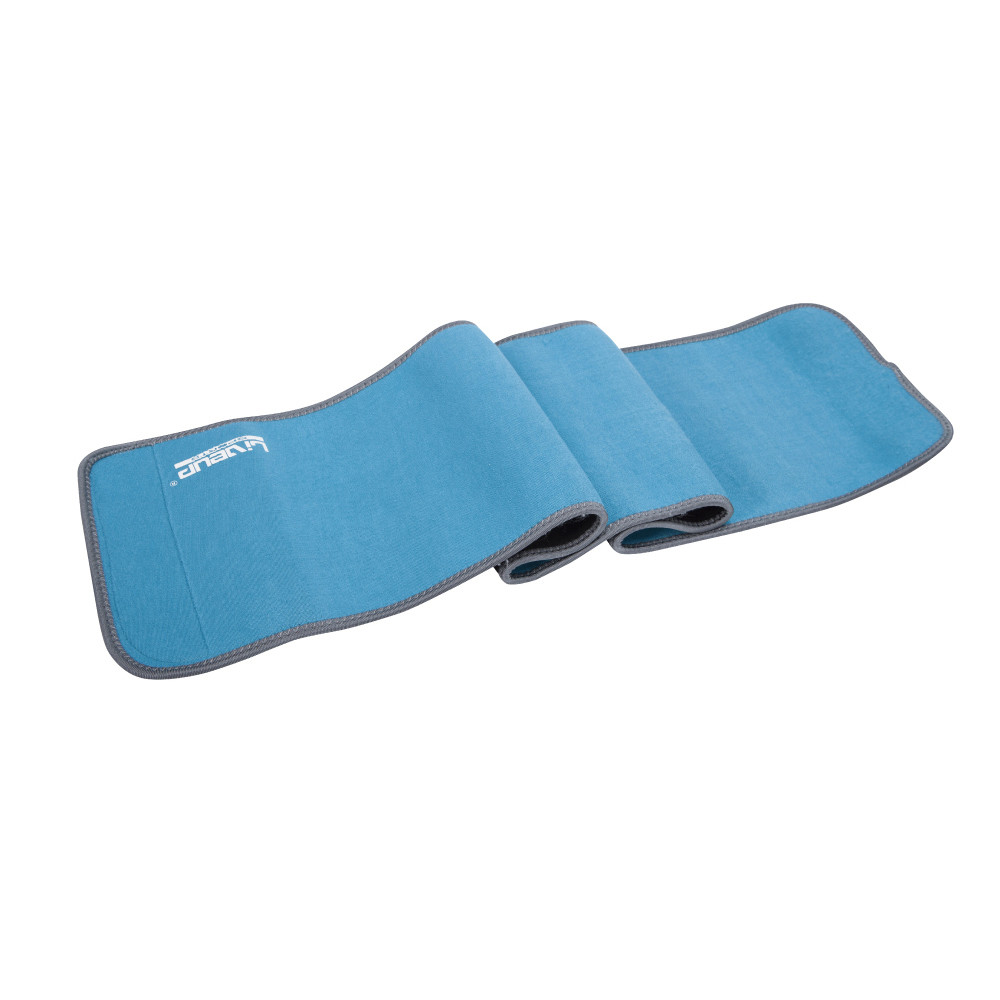 Пояс для похудения LiveUp Slim Belt 100x20 см Blue (LS3032B)