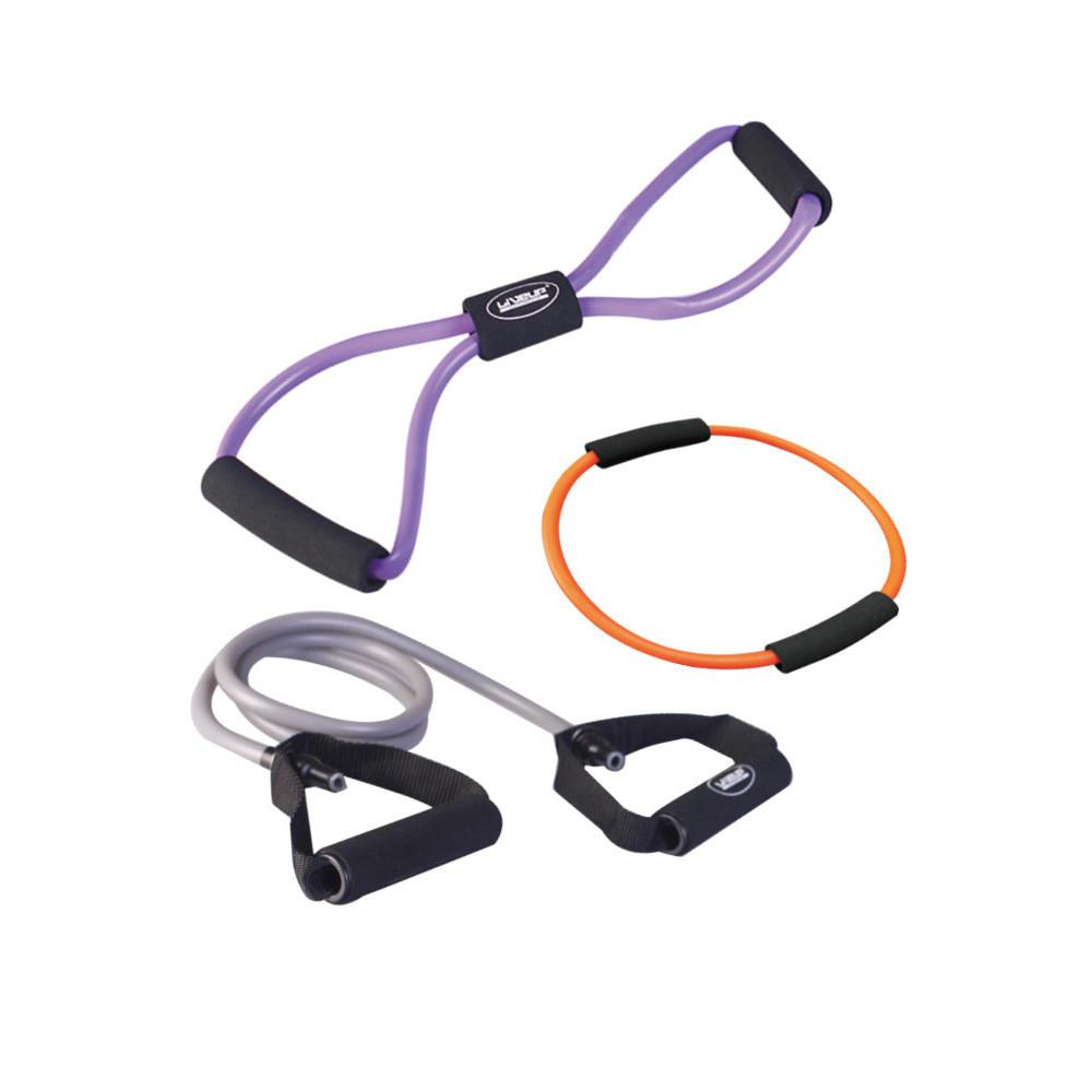 Набор для фитнеса LiveUp Training Set Multi (LS3211)
