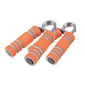 Еспандер кистьовий LiveUp Hand Grip 4.5 мм Orange-Grey (LS3102B)