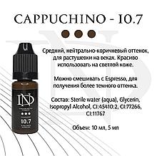 Пигмент для глаз Cappuchino -10.7