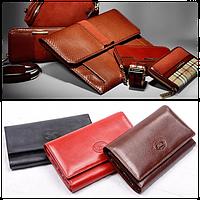 Кардхолдери гаманці та візитниці