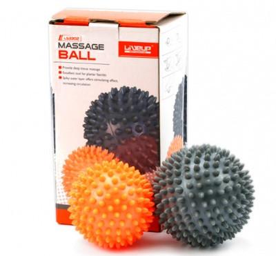 Набор мячей массажных LiveUp 2 шт (LS3302)