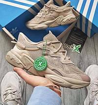Жіночі кросівки Adidas Ozweego рефлективні, кросівки адідас озвиго, фото 2