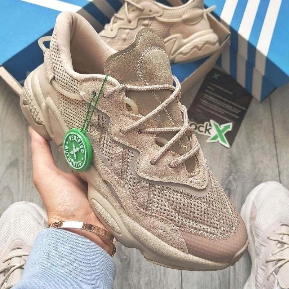 Жіночі кросівки Adidas Ozweego рефлективні, кросівки адідас озвиго