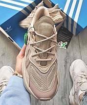 Жіночі кросівки Adidas Ozweego рефлективні, кросівки адідас озвиго, фото 3
