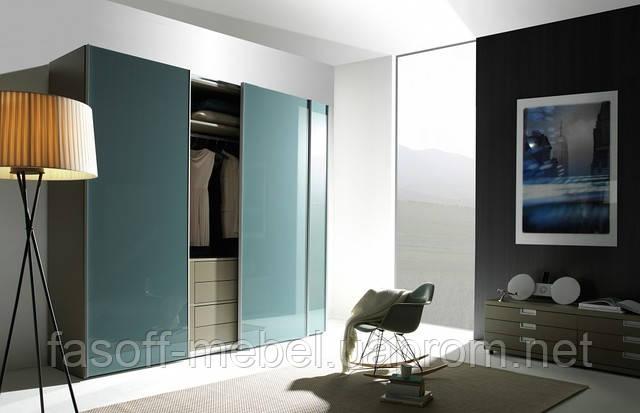 Шкафы-купе стекло