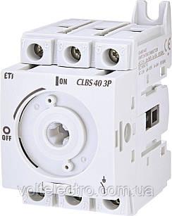 Вимикач навантаження CLBS 40 3P