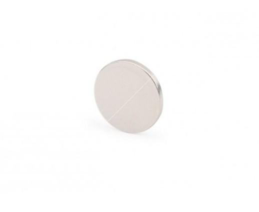 Магнит в форме диска 14х1,5 мм, неодимовый супер магнит 1,5 кг, N42● Польша ●