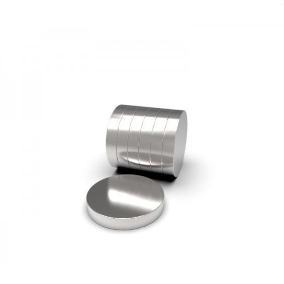 Маленький Польский неодимовый магнит 12мм*2мм, 1,4кг, N42,🔥ПОЛЬША🔥