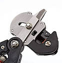 Прищепний секатор для щеплення В КЕЙСІ в КОМПЛЕКТІ + 3 ножа, фото 3