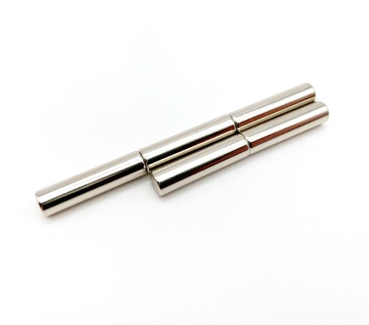 Польський неодимовий магніт-стрижень 5мм*20мм, 1,2 Кг, N42