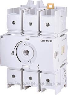 Вимикач навантаження CLBS 100 3P