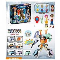 Дитячий робот Трансформер Тобот Гіга 10 Q1905