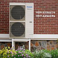 Тепловий насос повітря-вода Panasonic AQUAREA Т-САР  ( Модельний ряд  9 кВт - 16 кВт), фото 1