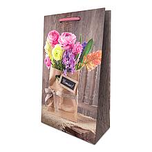 Пакет подарочный Sabona 15*25.5*7.5 см Сабона ПВ 0598