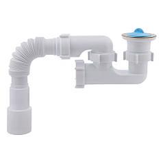 Сифон для душового піддону Krono Plast П0555